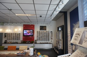 Optiek Visie (LED Spots)