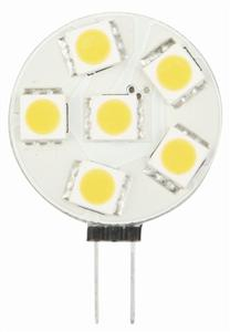 led g4 - 1,2w (10w halogeen vervanger)
