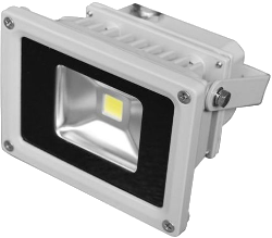 LED Bouwlamp - 10W - 1000Lm - IP65