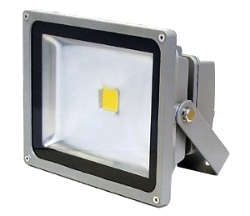 LED Bouwlamp - 50W - 5000Lm - IP65
